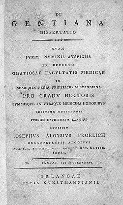 Frolich, Joseph Alois – De gentiana dissertatio, 1796 – BEIC 6934729.jpg