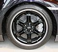 Front tire and wheel of NISSAN GT-R SpecV.jpg