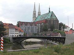 Görlitz Altstadtbrücke Zgorzelec NW 2008.jpg