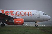 G-EZTB - A320 - EasyJet