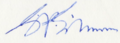 G. P. Gilmour Signature.png
