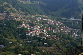 A view of Anilio.