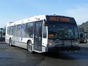 Grand River Transit - An iXpress bus