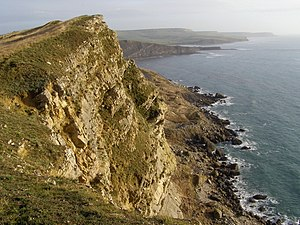 Geography of England - Jurassic Coast.
