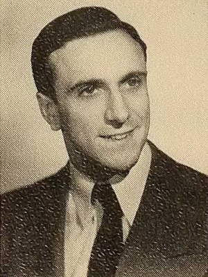 Gaetano L. Vincitorio - Image: Gaetano Vincitorio 1949