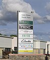 Gala Water Retail Park sign - geograph.org.uk - 529248.jpg