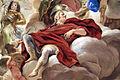 Galleria di luca giordano, 1682-85, giove e apoteodi dei medici 07 cosimo III con stella (satellite mediceo) 2.JPG