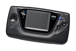 250Px Game Gear Handheld