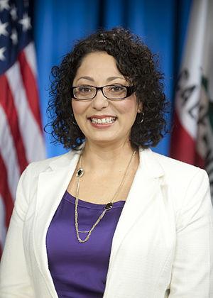 Cristina Garcia (politician) - Image: Garcia headshot
