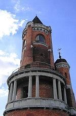 Gardoš Tower in Zemun