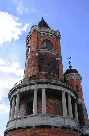Gardos tower Janos Hunyadi