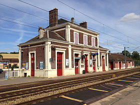 Image illustrative de l'article Gare de Bueil
