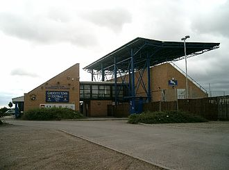 Garforth Town A.F.C. - Wheatley Park
