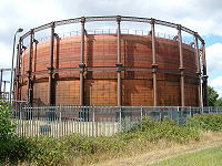 Gasometer in East London.jpg