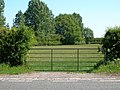 Gated field entrance on the A169 - geograph.org.uk - 2440652.jpg