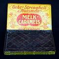 Gebroeders Strengholt- & Huismans Melk Caramels blikje, foto2.JPG
