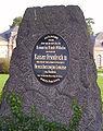 Gedenkstein Friedrich Wilhelm Schloss Schwetzingen.JPG