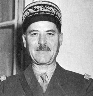 Alphonse Juin Marshal of France