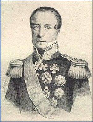 Hendrik George de Perponcher Sedlnitsky - Hendrik George de Perponcher Sedlnitsky