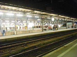 Genève-Cornavin railway station - Image: Geneva Cornavin 2