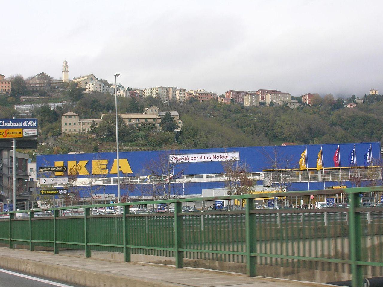 Filegenova Magazzino Ikeajpg Wikimedia Commons