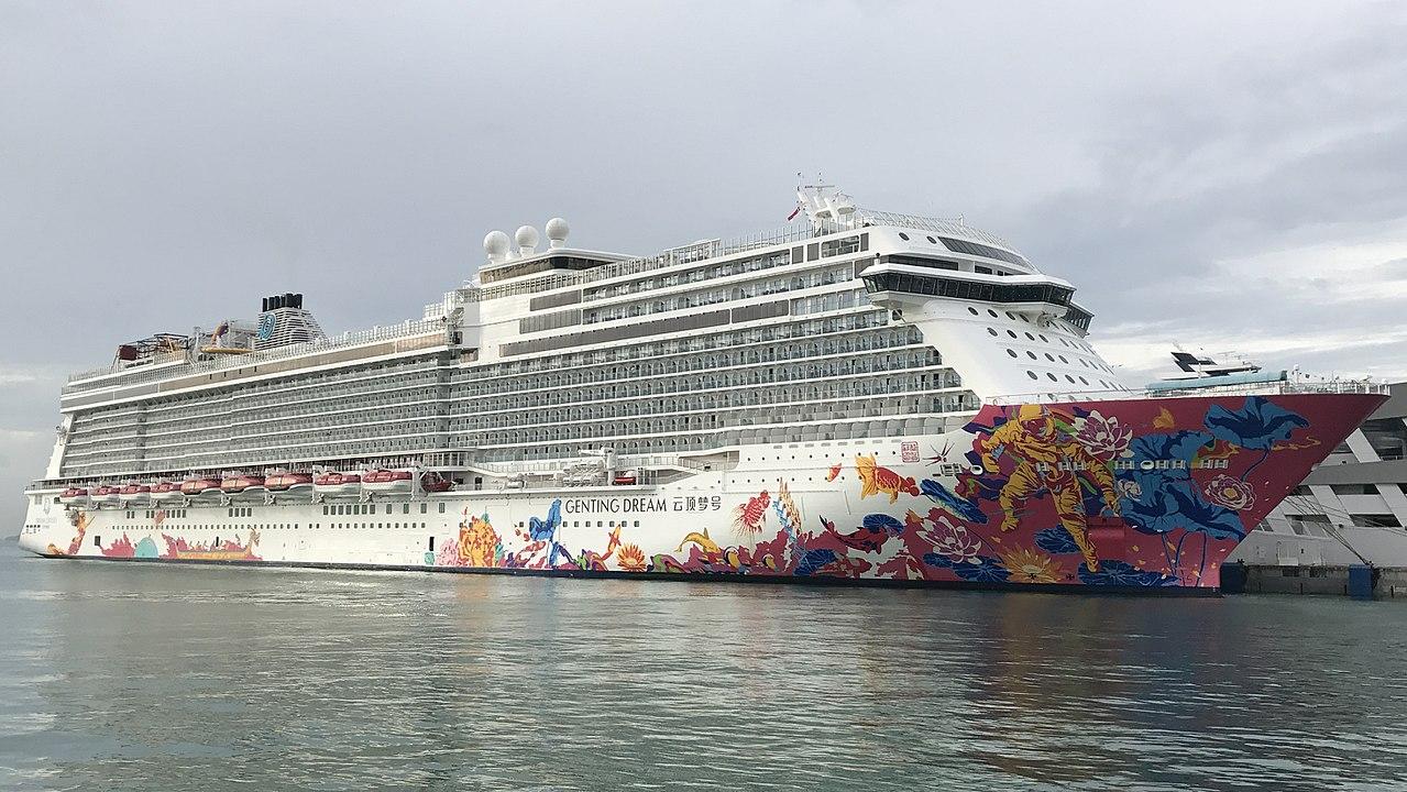 biggest cruise ship