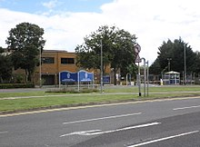 Geograph 3117086 The United Kingdom Hydrographic Office, Taunton.jpg