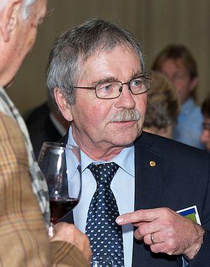 Georg Bednorz - Bednorz in 2013
