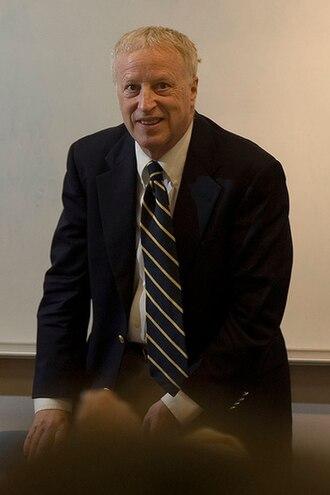 George Akerlof - Akerlof in 2007
