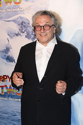 Happy Feet Two - Director George Miller at the film's Australian premiere in Sydney