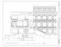 Georgia State Capitol, Capitol Square, Atlanta, Fulton County, GA HABS GA,61-ATLA,3- (sheet 28 of 52).png