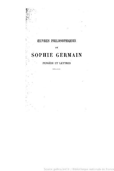 File:Germain - Œuvres philosophiques, 1896.djvu