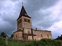 Germolles-sur-Grosne (Saône-et-Loire, Fr) église (3).JPG