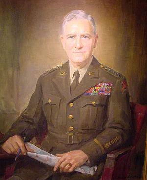 Leonard T. Gerow - Portrait of Leonard T. Gerow.