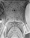 gewelven van het transept naar het noorden - arnhem - 20024612 - rce