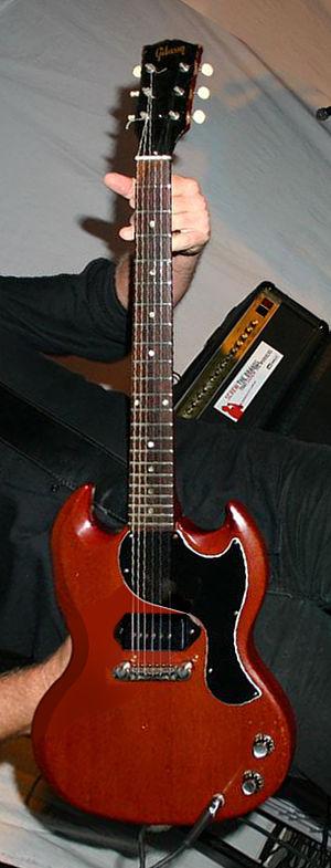 Gibson SG Junior - Image: Gibson SG Junior