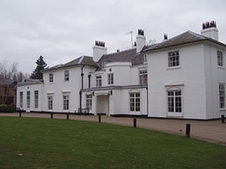 Gilwell Park - The White House at Gilwell Park