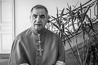 Giovanni Angelo Becciu Roman Catholic archbishop and diplomat