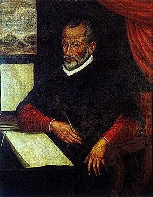 Palestrina, Giovanni Pierluigi da (1525-1594)