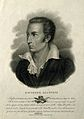 Giuseppe Giannini. Lithograph by A. Sasso after G. Alessandr Wellcome V0002243.jpg