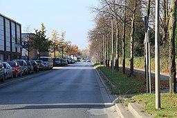 Europastraße in Gladbeck