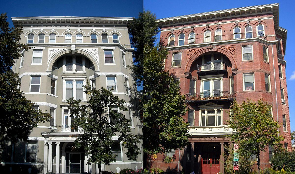 Apartment Buildings In Logan Circle