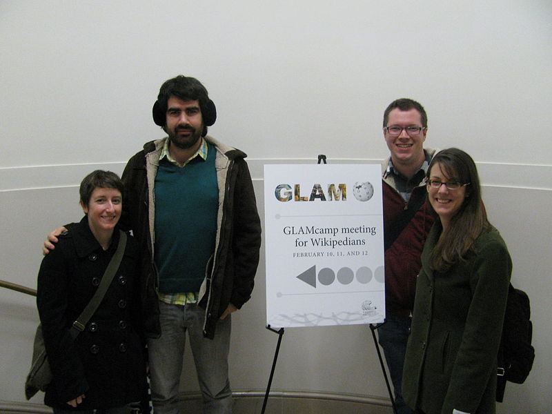 File:Glamwikifellows.JPG