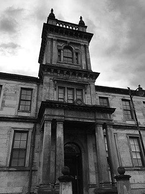 High School of Glasgow - High School For Girls, Garnethill, Glasgow