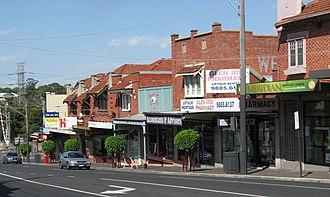 Glen Iris, Victoria - High Street