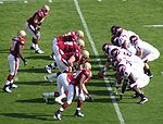 Glennon under center ACC championship.jpg
