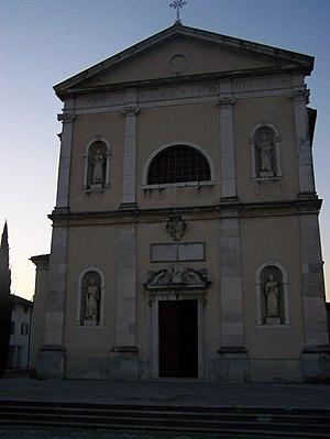 Aiello del Friuli - Image: Glesie di Sant Duri a Dael