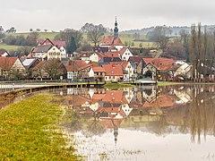 Gleusdorf Hochwasser Itzgrund P1063570.jpg