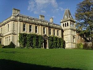 Goldney Hall - Image: Goldney 1