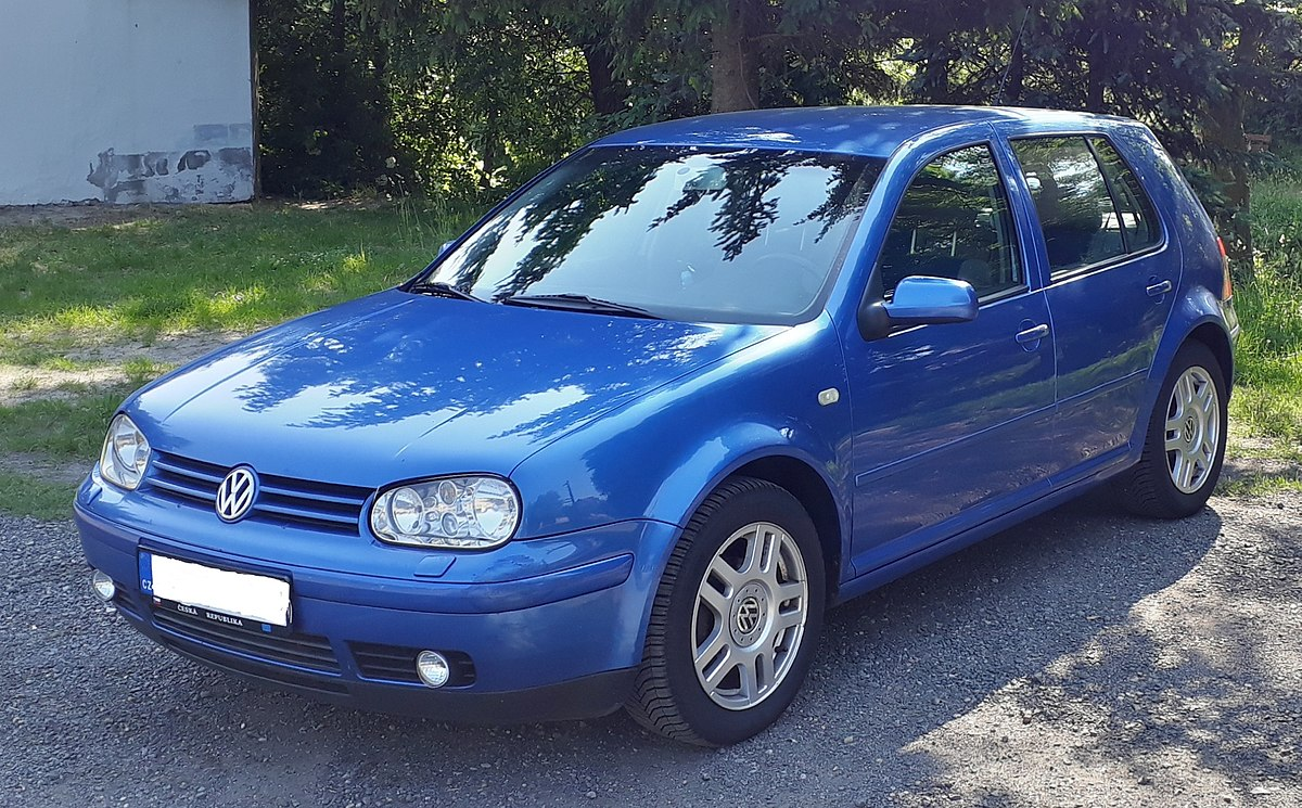 Manuale VW Golf IV | Bora | Jetta (1999-2004)